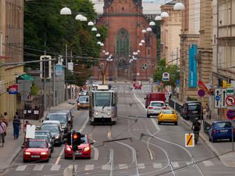 Brno- city